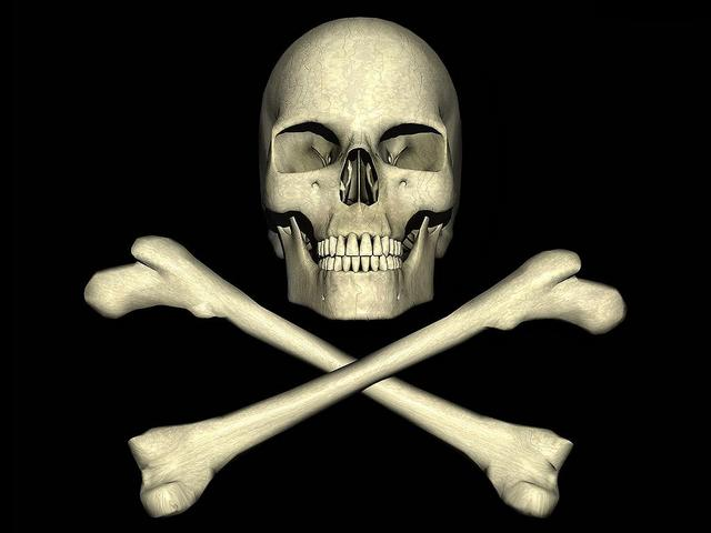 skull-bones-danger-evil